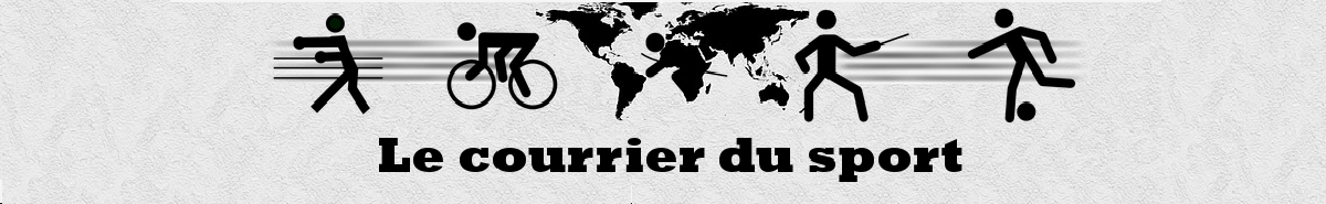 Blog sport Le Courrier du Sport logo