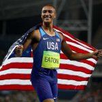 Ashton Eaton Décathlon aux JO de Rio