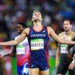 kevin mayer Décathlon aux JO de Rio