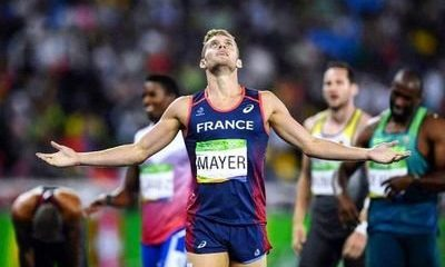kevin mayer Décathlon