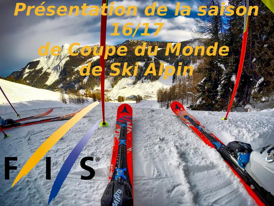 presentation ski alpin