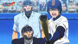manga baseball