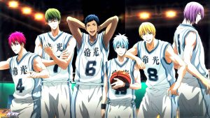 manga sport basket
