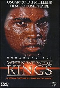 documentaire sportif When we were kings