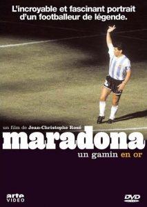 Maradona un gamin en or doc