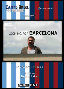 documentaire sportif looking for barcelona