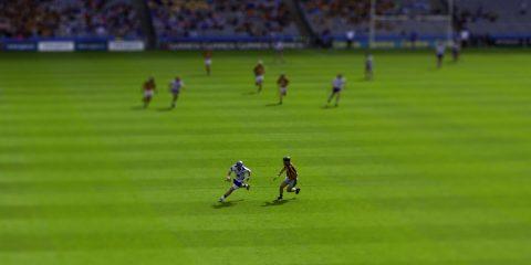 hurling match