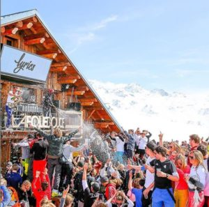 station de ski folie douce Val Thorens