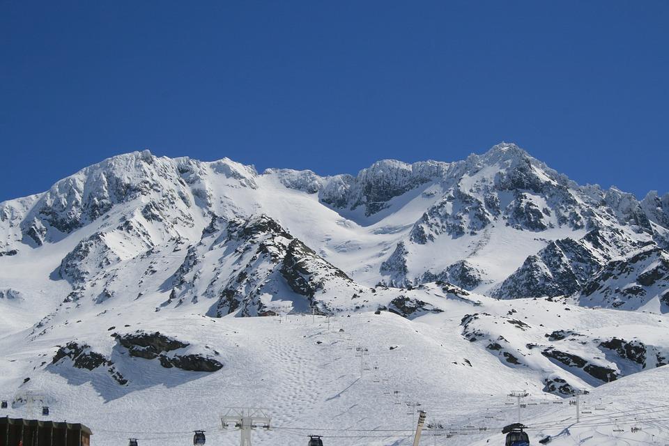 station de ski de Val Thorens que pratiquer