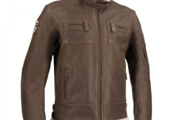 blouson-segura-patriot-marron