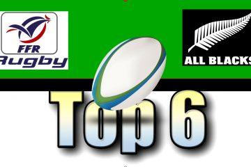 France Nouvelle-Zélande rugby
