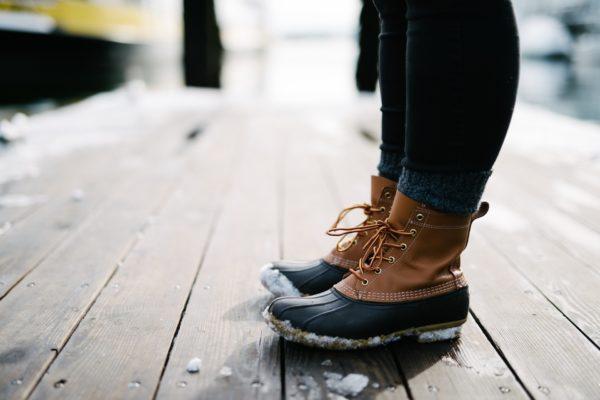 snow boots